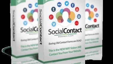 WP-Social-Contact-Review