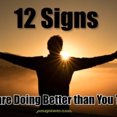 12 Signs that You are Doing Better than You Think