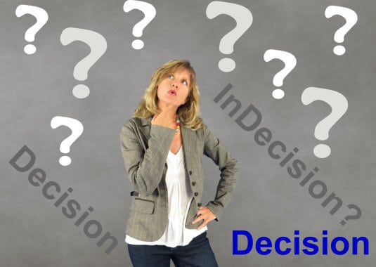 Decisiveness is the Pillar of Success