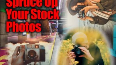 Spruce Up Your Stock Photos