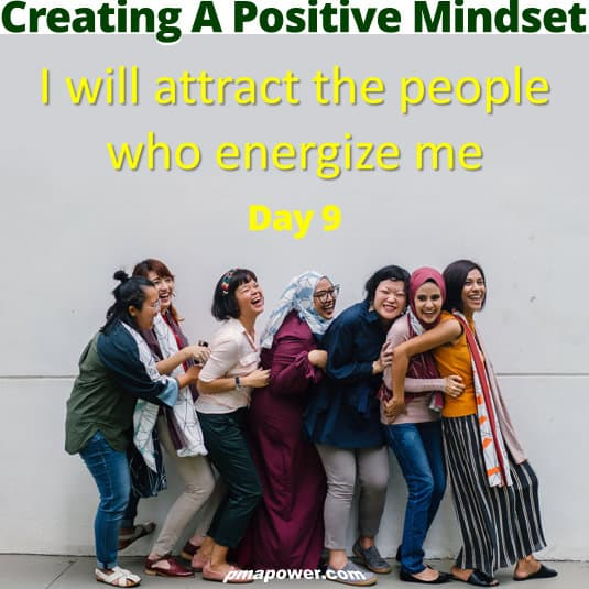 2019-11-28_Creating A Positive Mindset - Day 9