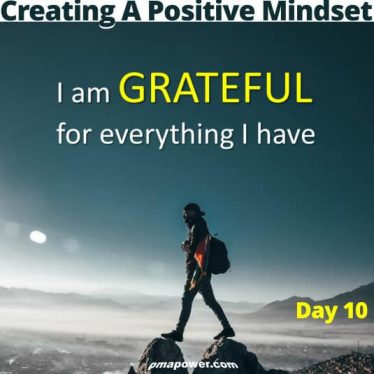 2019-11-29_Creating A Positive Mindset - Day 10