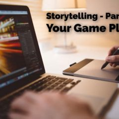 Finding your Storytelling Voice - Part 1 - Your Game Plan