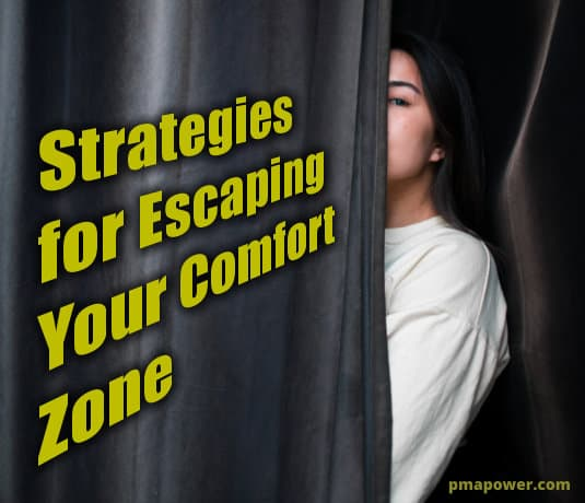Top 10 Strategies for Escaping Your Comfort Zone