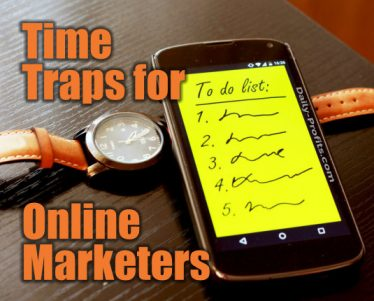 Time Traps for Online Marketers